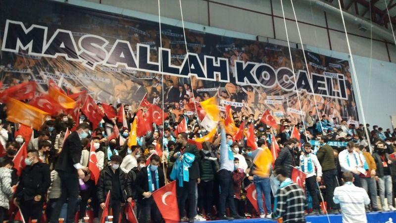 AK Gençlerde kongre heyecanı