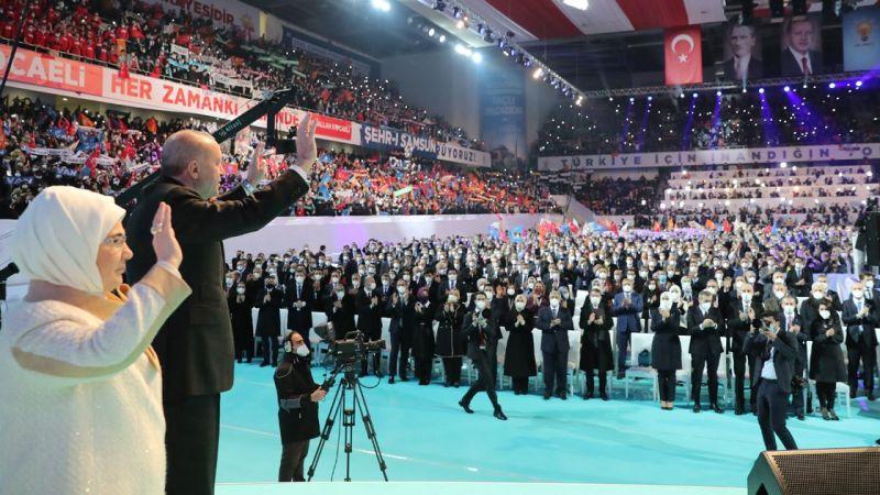 İşte AK Parti MKYK'sına Kocaeli'den giren isimler