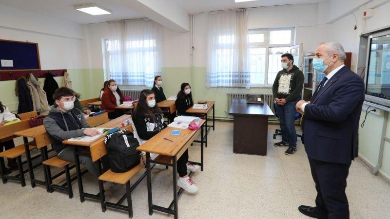 LGS'ye girecek öğrencilere deneme sınavı desteği