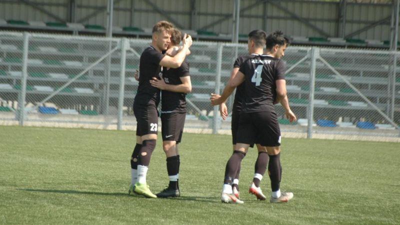 Kullarspor hazırlık maçında Gebzespor'u yendi
