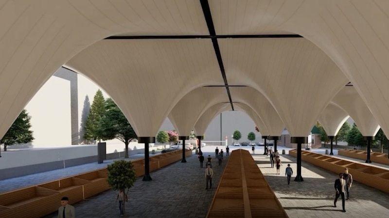 Başiskele'de yeni kapalı pazar alanı inşa edilecek