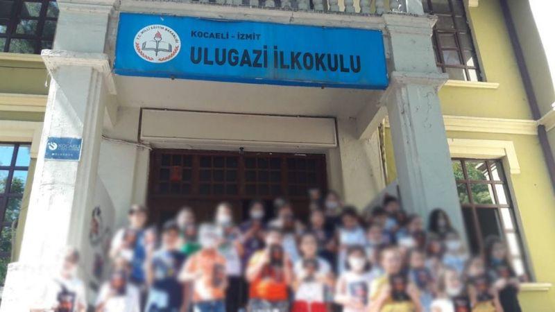 Ulugazi'de korona tedirginliği: Bir öğretmenin testi pozitif çıktı!