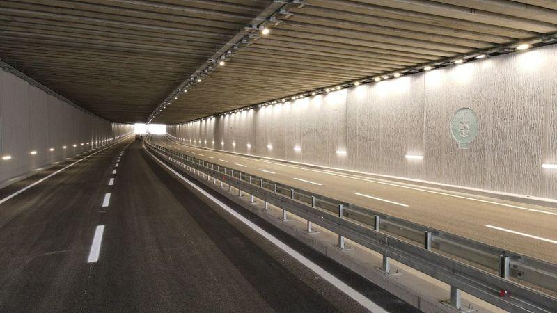 Kocaeli'nin ikinci büyük tüneli tamamlandı! Açılış cuma günü