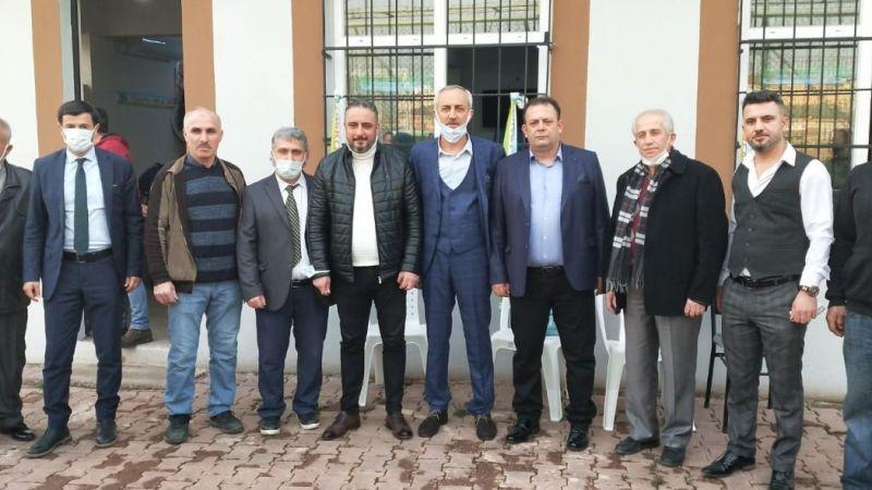 Taşköprü Birlikspor'da yeni Başkan Önder Tokuç