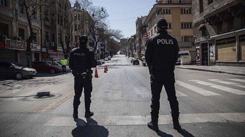 Bakanlıktan 'hafta sonu sokağa çıkma yasağı' hatırlatması