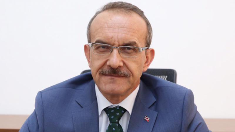 """Vali Yavuz: """"Şiddetin ortamdan beslendiğini düşünüyorum"""""""