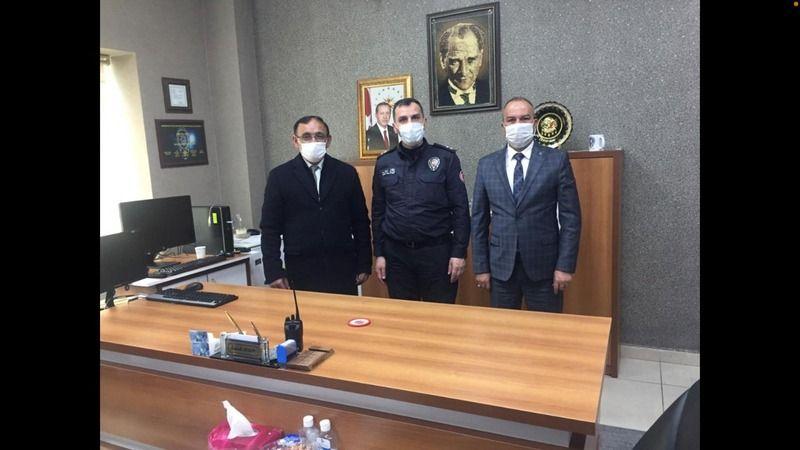 MHP İzmit Polis Teşkilatını unutmadı