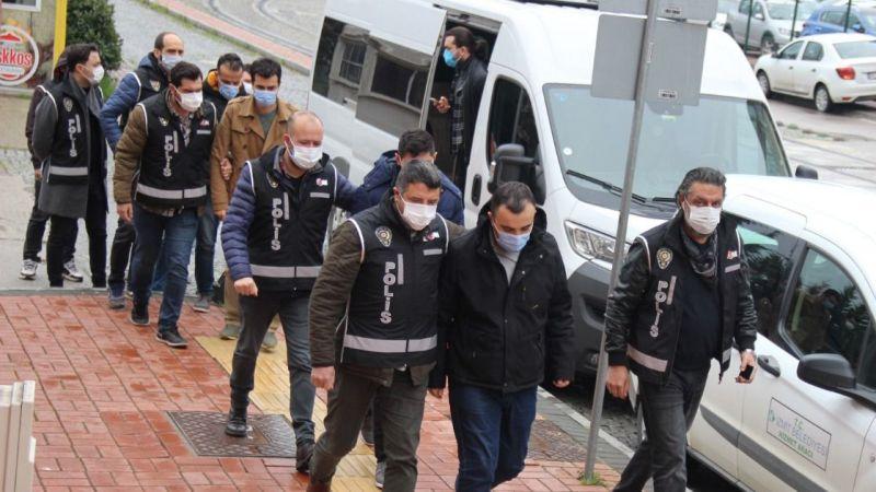 7 FETÖ şüphelisinden 1'i tutuklandı