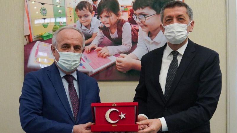 Bakan Selçuk, Kocaeli'deki Kampüs Okul'u projesini inceledi
