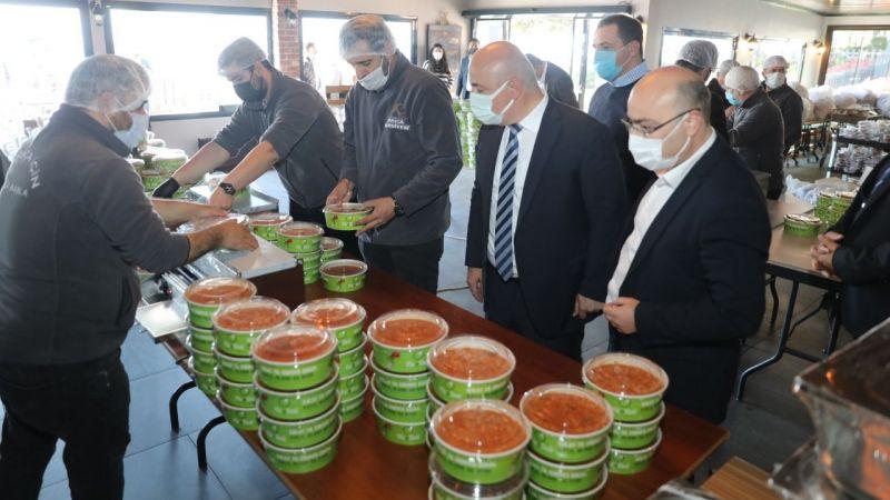 İhtiyaç sahipleri Ramazan'da sıcak yemeksiz kalmayacak