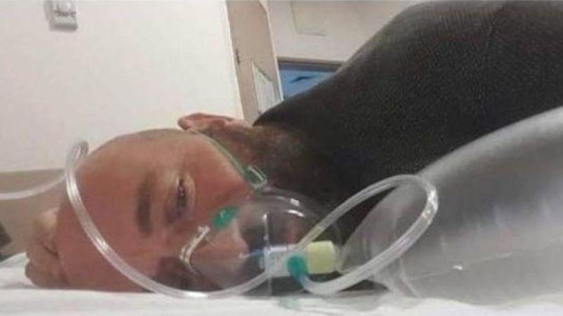 """Hastaneden son fotoğrafını böyle paylaştı: """"Hakkınız helal edin"""""""