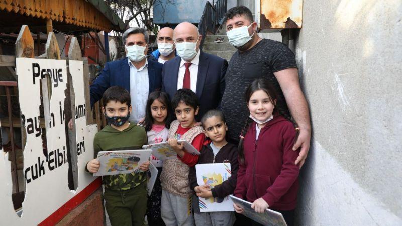Başkan Bıyık, iftar öncesi vatandaşlarla buluştu