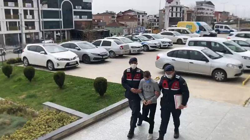 Sahte paralarla yakalanan şahıs serbest kaldı