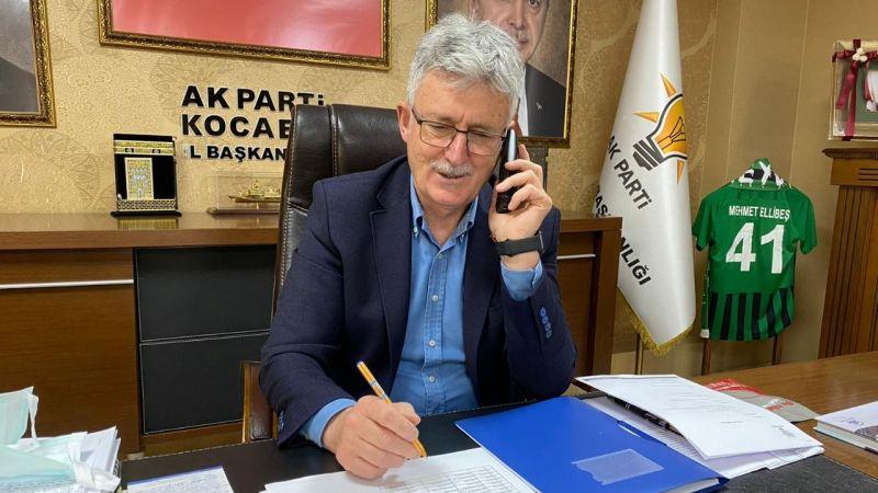 AK Parti'de 2023 hazırlıkları: 40 bin sandık kurul üyesi tek tek aranıyor