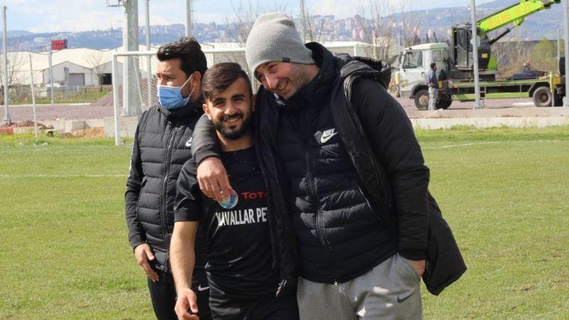 Kullarspor'da 5 günlük iznin ardından antrenman