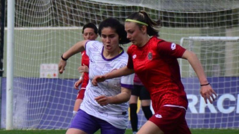Kocaeli Bayan FK ilk galibiyetini almak istiyor