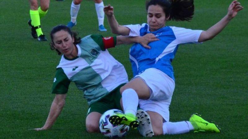 Kocaeli Bayan FK grupta çıkma şansını kaybetti
