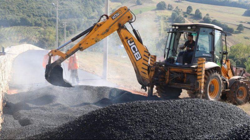İzmit Belediyesi yolları asfaltlatacak