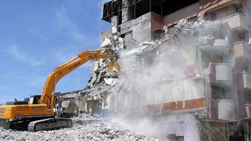 Belediye, eski bina yıktıracak