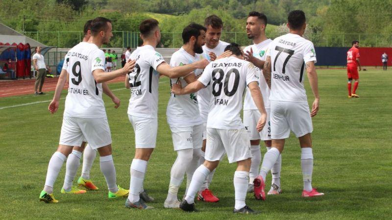 Kocaelispor, normal sezonun son maçına çıkıyor