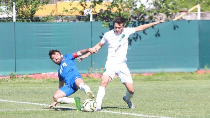 Kocaelispor U-19'un gücü Kullar'a yetmedi