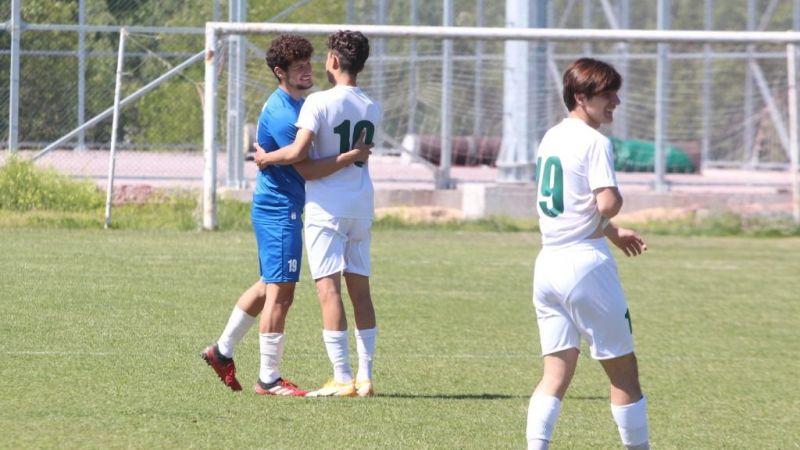 Oktay, Kocaelispor U-19'a rakip oldu