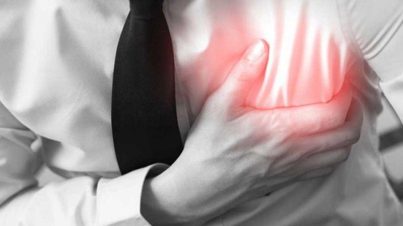 Genç yaşında kalp krizine yenildi