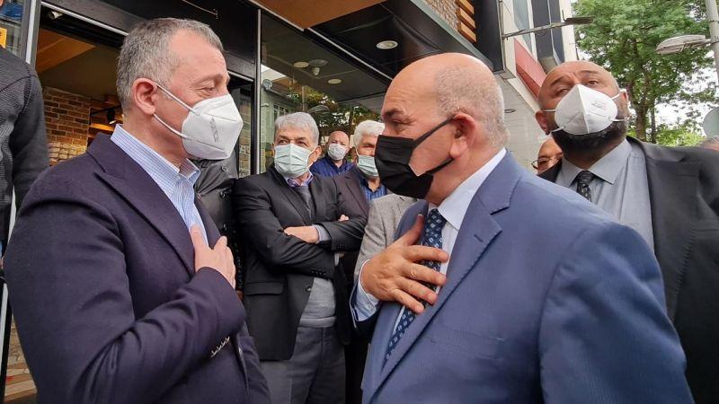 """Kadir Durmuş: """"Bu esnaf ve teşkilat sizi asla unutmayacak"""""""