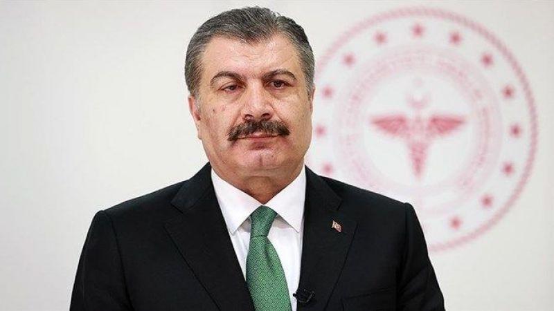 """Sağlık Bakanı Koca: """"Maskeli son yaz olacak"""""""