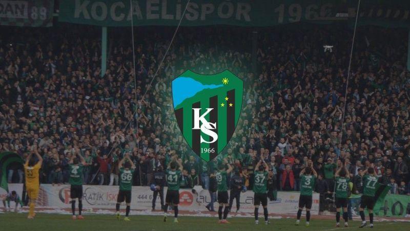 Kocaelispor'da 1.Lig kadro çalışmaları başladı