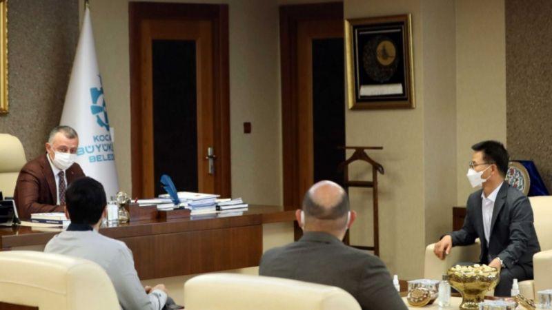 Büyükakın, Hyundai ile Ustam Projesini konuştu