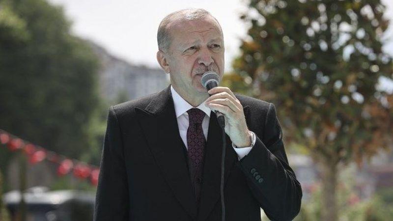"""Cumhurbaşkanı Erdoğan: """"Yeni bir müjde daha gelebilir"""""""