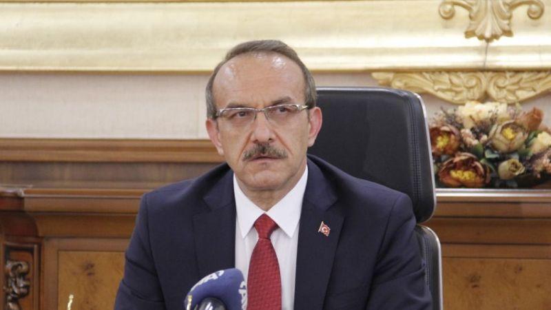 """Vali Yavuz: """"Çevreyi korumak herkesin ortak sorumluluğu"""""""