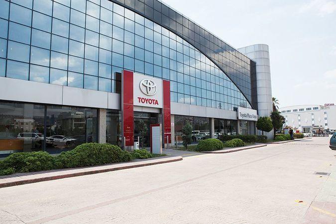 Toyota Plaza Kocaeli Kaya'da indirim kampanyası!