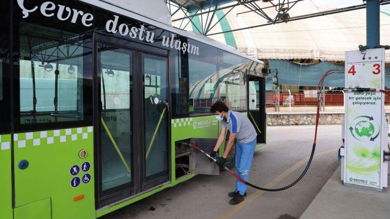 Hem çevre dostu hem de tasarruflu otobüsler: 5 ayda 15 milyon TL tasarruf
