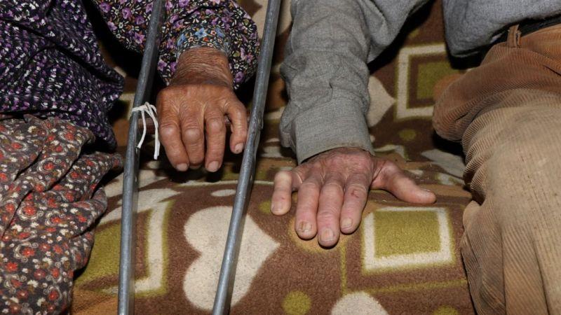 Büyükşehir Kandıralı yaşlı çiftin yardımına koştu