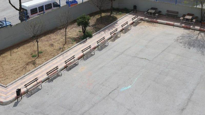 Atatürk Anadolu Lisesi'ne park yapılacak