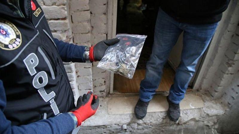 Kocaeli'de zehir tacirlerine geçit yok: Son 1 haftada 18 tutuklama!