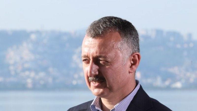 """Büyükakın: """"Marmara Denizi'ni bu müsilaj meselesinden kurtarırız"""""""