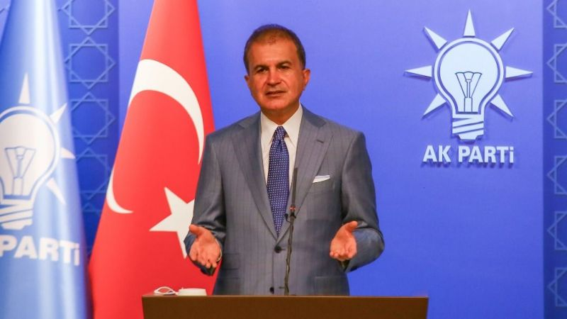 """AK Parti Sözcüsü Çelik: """"Müsilaj Eylem Planı 3 yılda tamamlanacak"""""""