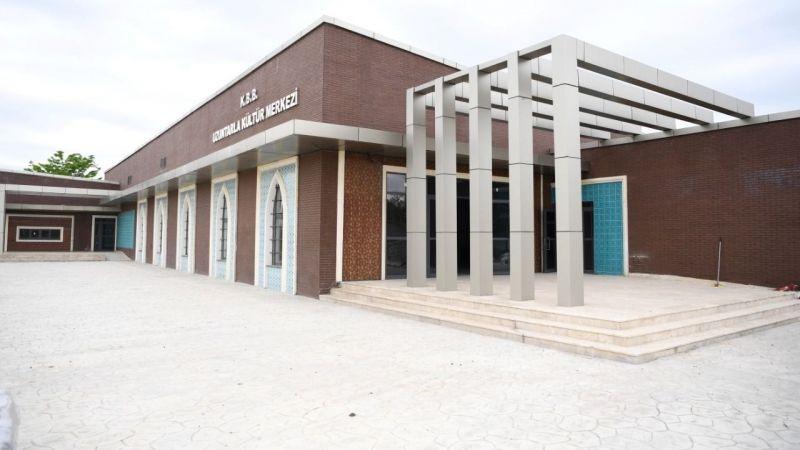Kartepe'nin yeni kültür merkezi hazır
