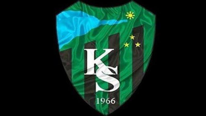 Kocaelispor'dan açıklama: Caner gündemde yok