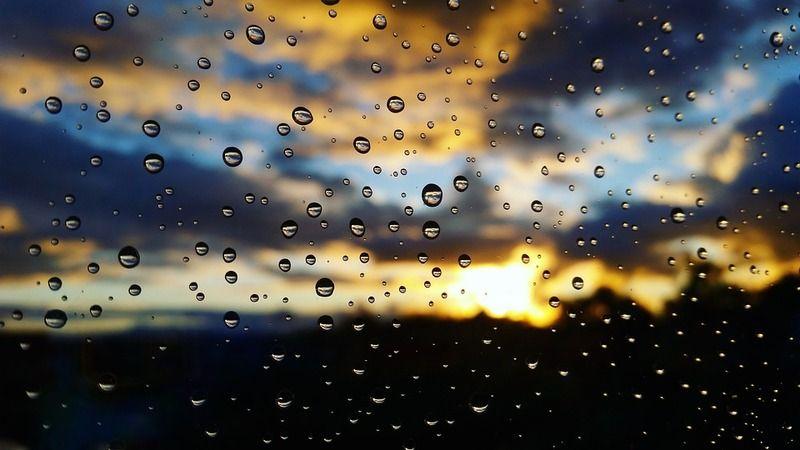 Bir gün yağmur, bir gün güneş
