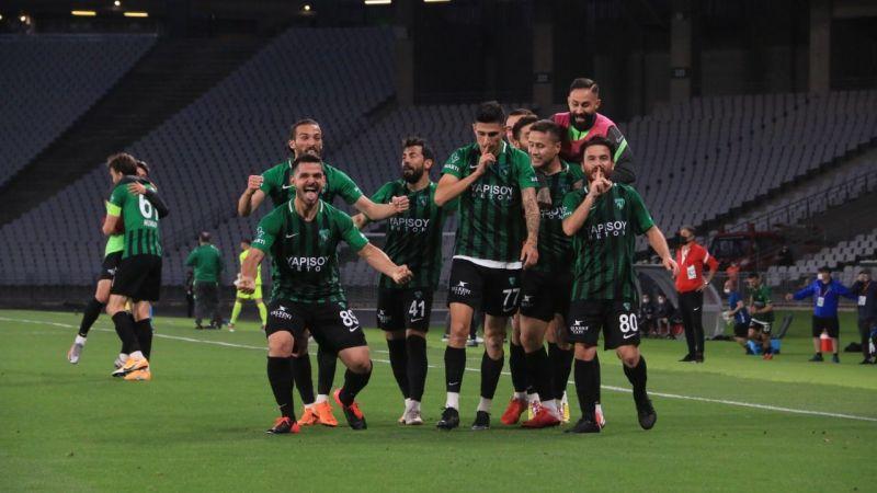 İşte yeni sezon öncesi Kocaelispor'un hedefi!
