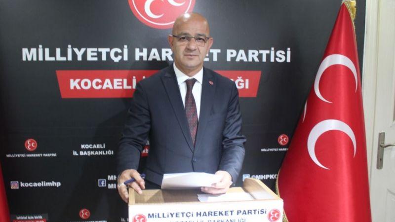 """Ünlü, Sedat Peker'in iddialarını değerlendirdi: """"MHP'nin mafyalarla işi yok"""""""
