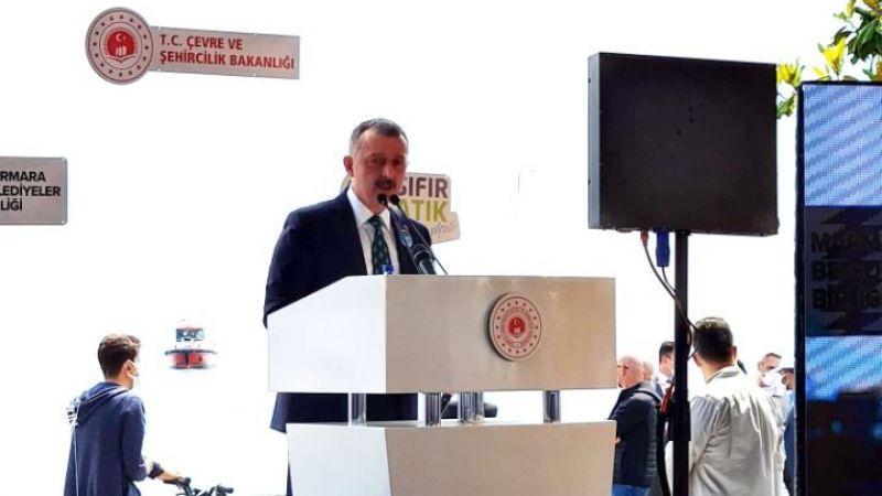 """Büyükakın: """"Marmara Denizi ortak akılla kurtulacak"""""""