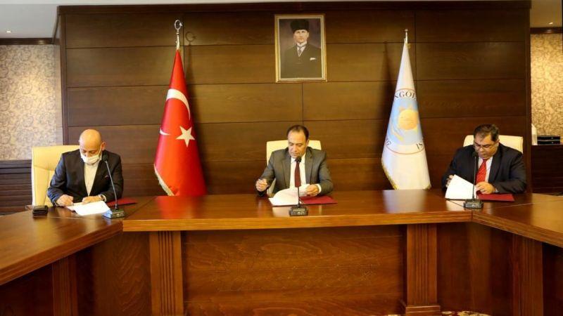 GTÜ FLY BVLOS Teknoloji Şirketi ile Bingöl Üniversitesi arasında protokolimzalandı