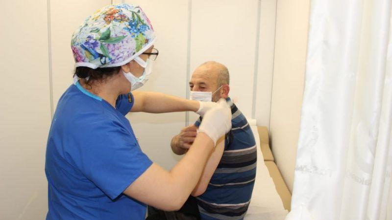 Özel Hastaneler ve ASM'lerde Biontech aşılamasına başlandı