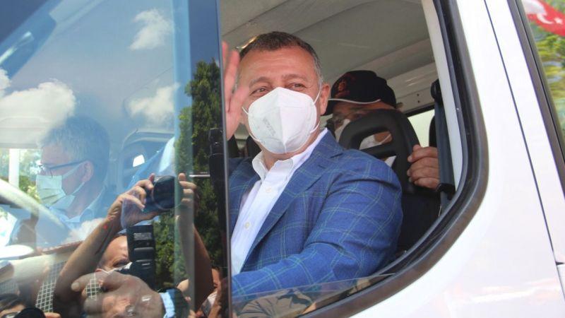 """Kocaeli'nin A-Takımı kuruldu: """"15 milyon liralık araç alındı"""""""