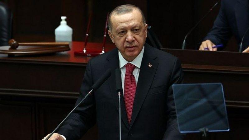 Cumhurbaşkanı Erdoğan'dan Kılıçdaroğlu'na yanıt: Suç örgütlerine bel bağladılar